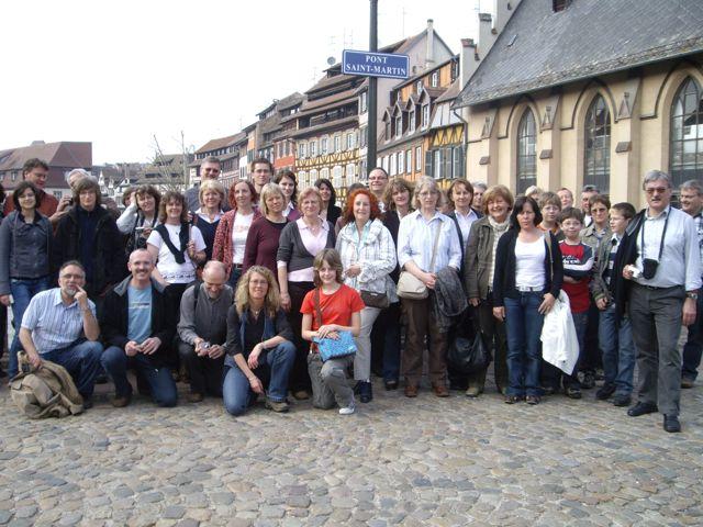 Bildungsfahrt Brüssel