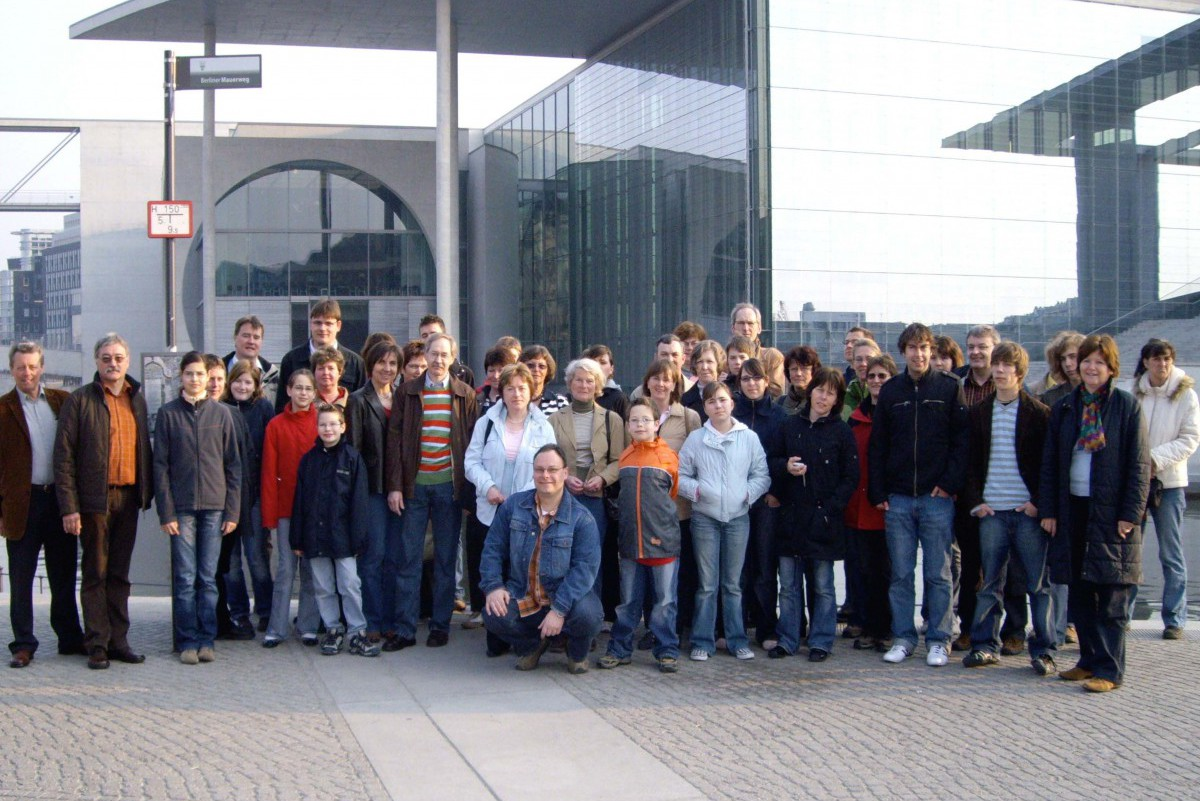 Bildungsfahrt berlin