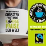 Faire Kaffeepause