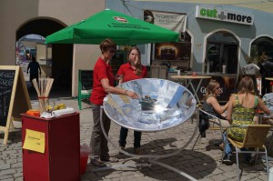 Schokobananen_Solarkocher-Altstadtfest